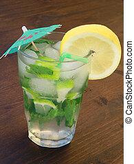 mojito, cocktail