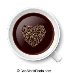 mok, koffie