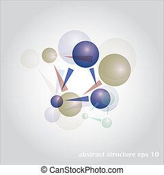 moléculaire, structures
