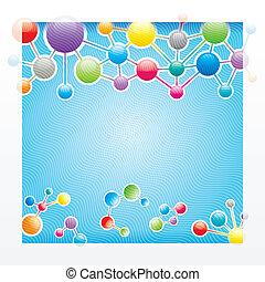 molécules, structure