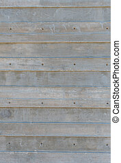 Molded Concrete Wall Texture