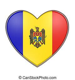 Moldova heart