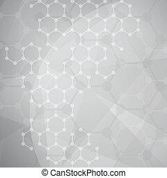 moleculair, achtergrond