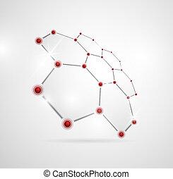 moleculaire structuur