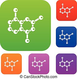 Molecule set collection
