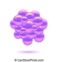 molecules, bolen