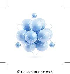 molekül, abbildung