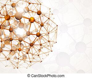 molekulare struktur
