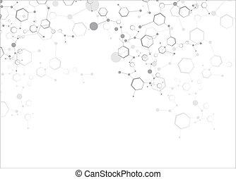 molekylar, strukturer