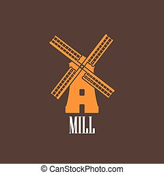 molen, illustratie