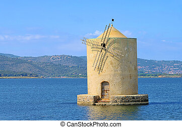 molino de viento, orbetello, 05