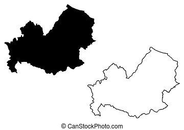 italy map italy map of coffee bean italian republic italian or Bus Map of Tuscany Italy molise autonomous region of italy map vector illustration scribble sketch molise map tuscany map