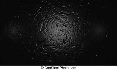 Molten Fluid Experiment 29 - fluid, molten, liquid, viscous,...