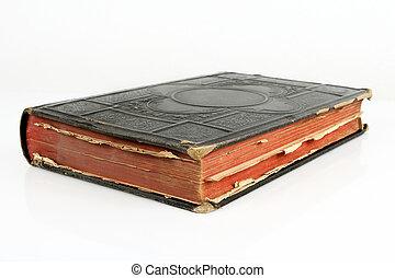 molto, libro, vecchio