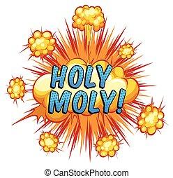 moly, święty