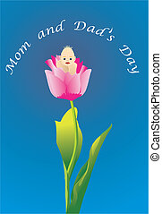 Mom and Dad's day,
