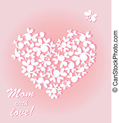 Mom with love