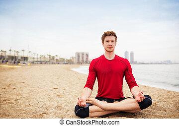 momento, meditación