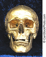 momento, mori, (skull)