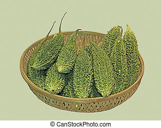 Momordica Charantia, Bitter Melon