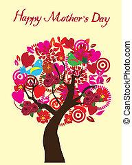mom's day tree