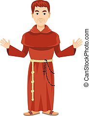 monaco, francescano