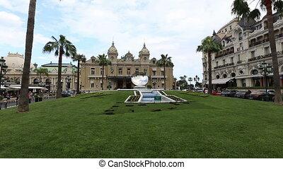 Monaco Monte Carlo Casino - DSLR Full HD progressive video...