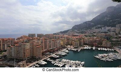 Monaco Monte Carlo Harbor