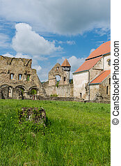 monastère, carta, abandonnés