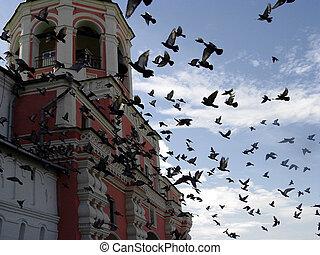 monasterio, danilov