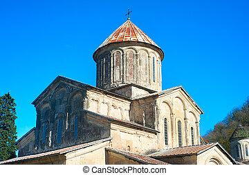 monasterio, gelati