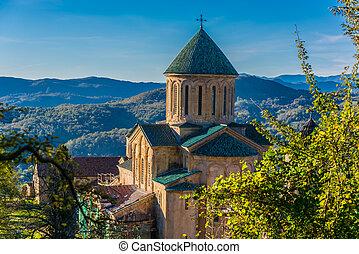 monasterio, georgia, gelati, kutaisi