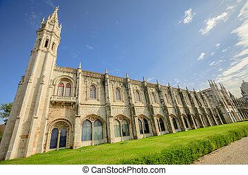 monasterio, hieronymites, lisboa