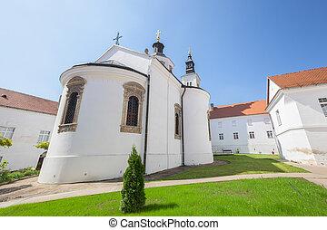 monasterio, krusedol