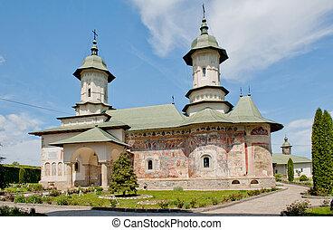 monasterio, rasca