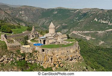 monasterio, tatev