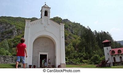 Monastery Dobrun, Church - Monastery Dobrun, Bosnia, Church,...