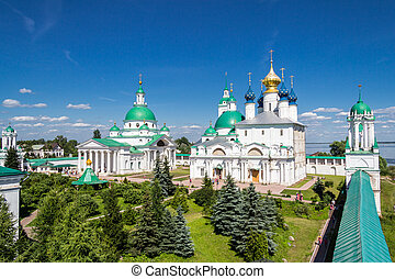 Monastery in Rostov the Great