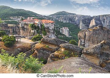Monastery Meteora, Greece