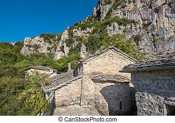 Monastery of Agia Paraskevi. Monodendri, Greece - Agia ...