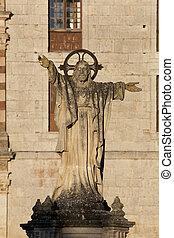 Monastery of San Pedro de Arlanza, Burgos, Castilla y Leon, Spain