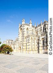 Monastery of Santa Maria da Vitoria, Batalha, Estremadura, ...