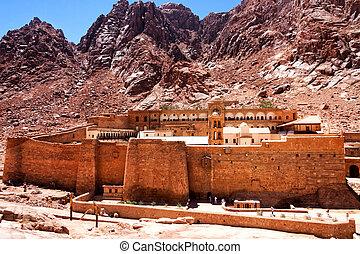 Monastery of St. Catherine.