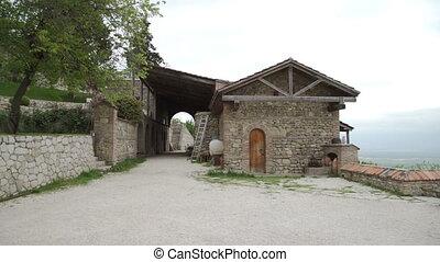 Monastery of St Nino at Bodbe Georgia - Monastery of St....