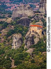 Monastery of St. Stephen - Meteora, Greece