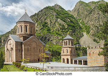 monastery of the Holy Archangels Michael and Gabriel in Georgia