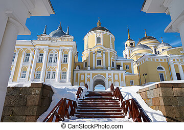Monastery of the Nilo-Stolobenskaya Pustyn