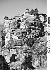 Monastery of Varlaam in Meteora