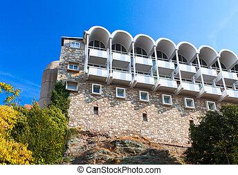 Monastery of Vlatadon in Greece