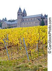 Monastery St Hildegard, Hessen, Germany